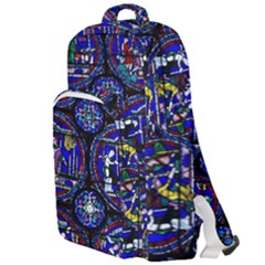 Church Window Canterbury Double Compartment Backpack