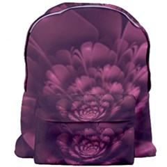 Fractal Blossom Flower Bloom Giant Full Print Backpack