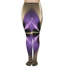 Fractal Glow Flowing Fantasy Tights