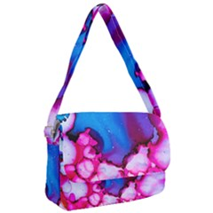 Abstract Detail Art Texture Courier Bag