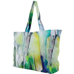 Art Abstract Modern Abstract Simple Shoulder Bag