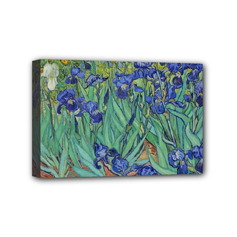 Antique Art Artwork Bloom Blooming Mini Canvas 6  X 4  (stretched)