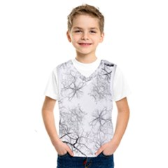 Tree Knots Bark Kaleidoscope Kids  Sportswear