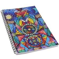 Spiritual Guide - 5 5  X 8 5  Notebook New by tealswan