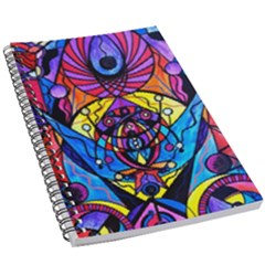 The Time Wielder   5 5  X 8 5  Notebook New by tealswan