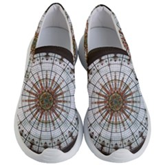 Dome Glass Architecture Glass Dome Women s Lightweight Slip Ons