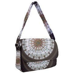 Dome Glass Architecture Glass Dome Courier Bag