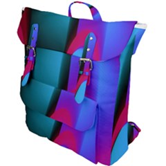 Abstract Art Abstract Background Buckle Up Backpack