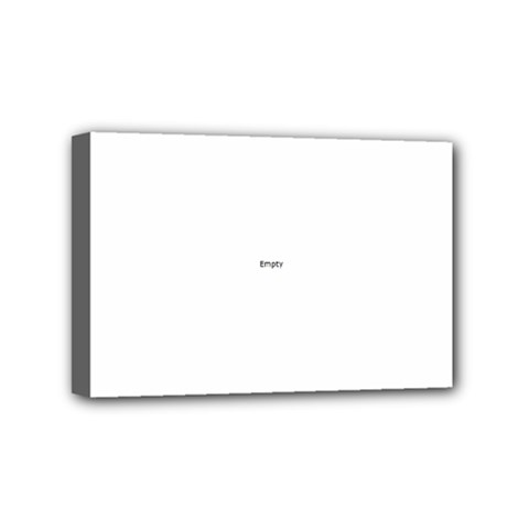 Secondary Logo Color Primary Logo Color Mini Canvas 6  X 4  (stretched)