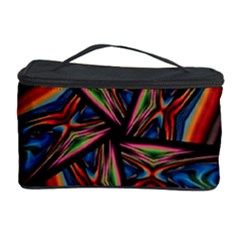 Abstract Art Pattern Cosmetic Storage