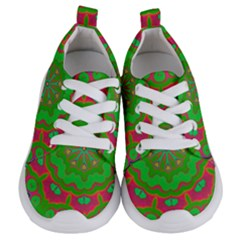 Abstract Art Abstract Background Pattern Kids  Lightweight Sports Shoes