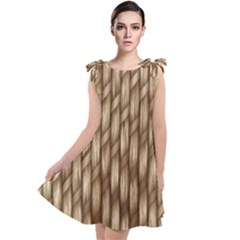 Woven Rope Texture Textures Rope Tie Up Tunic Dress