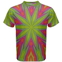 Abstract Art Abstract Background Men s Cotton Tee