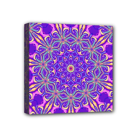 Art Abstract Background Mini Canvas 4  X 4  (stretched)
