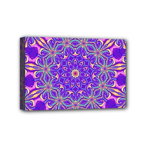 Art Abstract Background Mini Canvas 6  X 4  (stretched)