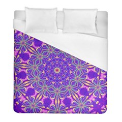 Art Abstract Background Duvet Cover (full/ Double Size)