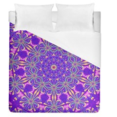 Art Abstract Background Duvet Cover (queen Size)