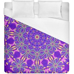 Art Abstract Background Duvet Cover (king Size)