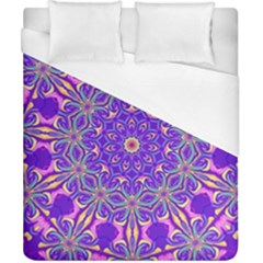 Art Abstract Background Duvet Cover (california King Size)