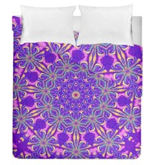 Art Abstract Background Duvet Cover Double Side (queen Size)