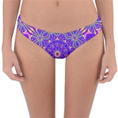 Art Abstract Background Reversible Hipster Bikini Bottoms