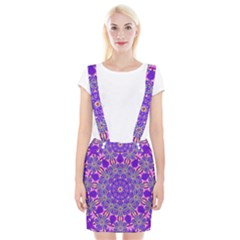 Art Abstract Background Braces Suspender Skirt