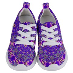Art Abstract Background Kids  Lightweight Sports Shoes