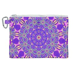 Art Abstract Background Canvas Cosmetic Bag (xl)