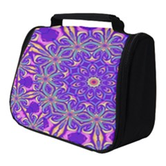 Art Abstract Background Full Print Travel Pouch (small)