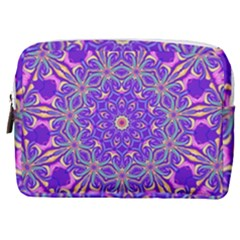 Art Abstract Background Make Up Pouch (medium)