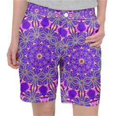 Art Abstract Background Pocket Shorts