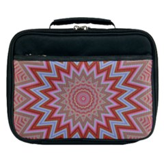 Abstract Art Abstract Background Lunch Bag