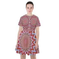 Abstract Art Abstract Background Sailor Dress