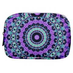 Abstract Art Background Make Up Pouch (small)