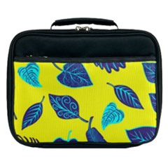 Leaves Pattern Picture Detail Lunch Bag