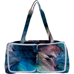 Background Art Abstract Watercolor Multi Function Bag