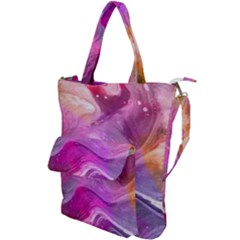 Background Art Abstract Watercolor Shoulder Tote Bag