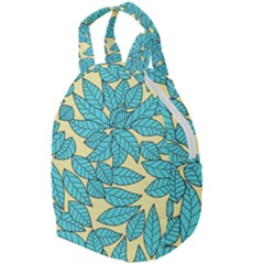Leaves Dried Leaves Stamping Travel Backpacks