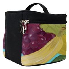 Fruit Picture Drawing Illustration Make Up Travel Bag (small)