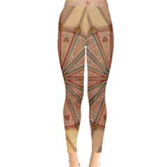 York Minster Chapter House Leggings