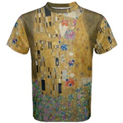 Klimt   The Kiss Men s Cotton Tee