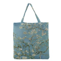 Van Gogh Almond Blossom Grocery Tote Bag by ArtMuseum