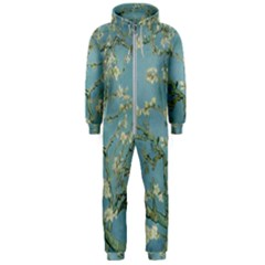 Van Gogh Almond Blossom Hooded Jumpsuit (men)