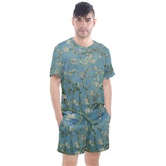 Van Gogh Almond Blossom Men s Mesh Tee And Shorts Set