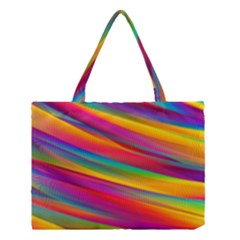 Colorful Background Medium Tote Bag