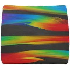 Abstarct Pattern Colorful Background Seat Cushion