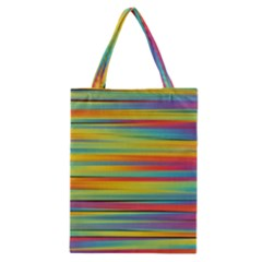 Colorful Background Pattern Classic Tote Bag