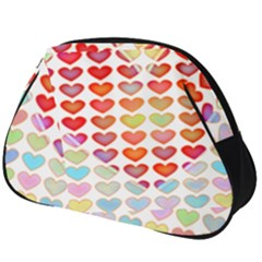 Valentine Valentines Day Card Love Full Print Accessory Pouch (big)