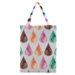 Background Colorful Abstract Classic Tote Bag
