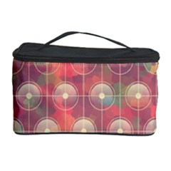 Colorful Background Abstrac Pattern Cosmetic Storage